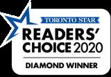 Toronto Star Reader' Choice Video Editing Award