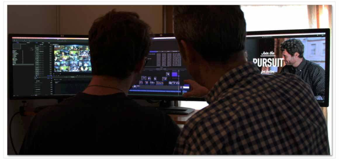 Video Editing Training Lessons Toronto