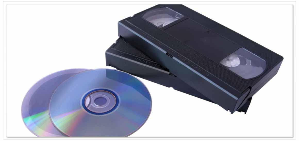 Video Tape Transfers Conversions Toronto
